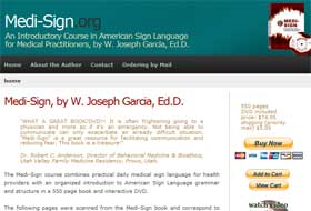 medi-sign.org: medical sign language